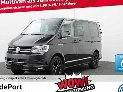 gebraucht VW Multivan T6Highline DSG Sportpaket UPE 88000