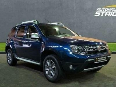 gebraucht Dacia Duster SCe 115 4x2 Laureate+Einparkhilfe+AHK