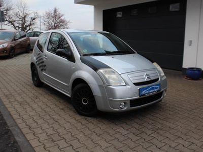 gebraucht Citroën C2 1.4 HDi VSX KLIMA+SERVO+ZV