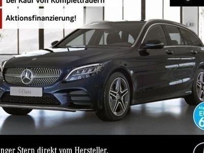 gebraucht Mercedes C300 T AMG COMAND LED Kamera PTS Easy-Pack 9G