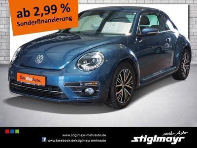 gebraucht VW Beetle Design 1.2 TSI DSG +Xenon+NAVI+Xenon Allstar
