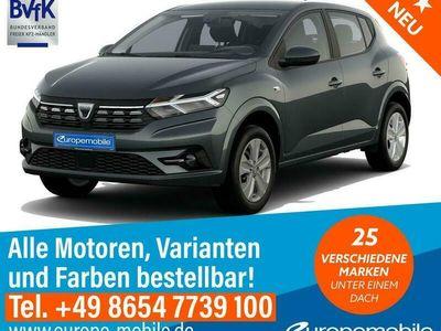 gebraucht Dacia Sandero Comfort (D4) TCe 100LPG ECO-G