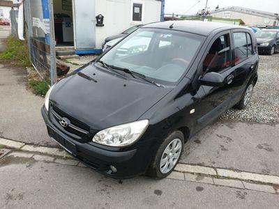 used Hyundai Getz 1.1 GL+EURO4