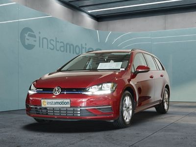 gebraucht VW Golf VII GolfVariant 1.5TGI DSG Comfortline PDC SHZ