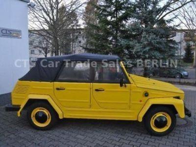 gebraucht VW 181 Kübelwagen restauriert