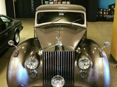 gebraucht Rolls Royce Silver Dawn als Limousine in Bielefeld