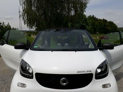 käytetty Smart ForTwo Electric Drive coupe