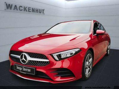 gebraucht Mercedes A200 d AMG LED Navi Burmester Ambiente Kamera