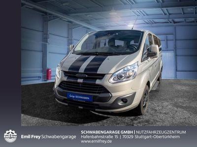 gebraucht Ford 300 Tourneo CustomL2H1 VA Titanium STANDHEIZUNG AHK NAVI KLIMA PDC