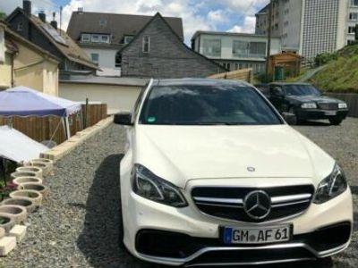 gebraucht Mercedes E63S AMG