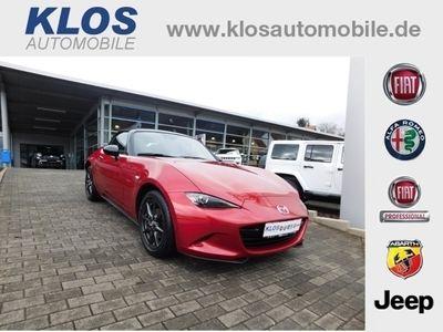 gebraucht Mazda MX5 Exclusive-Line 1.5 SKYACTIV-G 199€mtl. NAVI LEDER LED