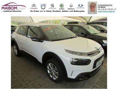 gebraucht Citroën C4 Cactus PureTech 110 S&S Feel KLIMAAUTOMATIK