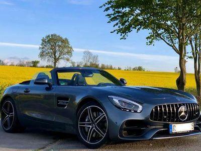 gebraucht Mercedes AMG GT Roadster Speedshift 7G-DCT