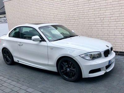 gebraucht BMW 135 Coupé i Coupe DKG Vollausstattung Top gepflegt! als Sportwagen/ in Twist