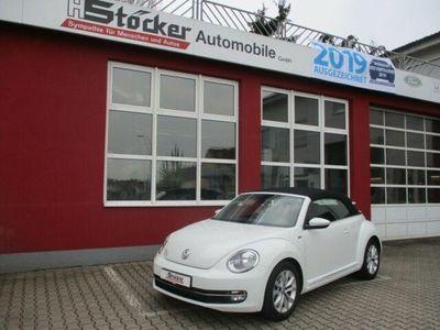gebraucht VW Beetle Cabriolet 1.2 TSI BMT Navi, Kamera, PDC