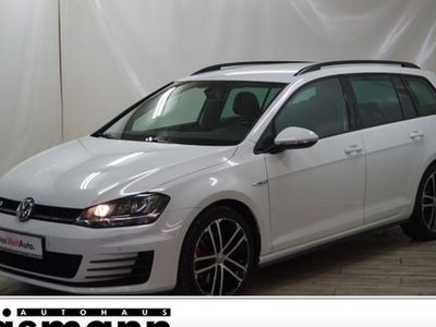 gebraucht VW Golf VII Variant 2.0 GTD XENON+PDC+SITZH+LM 18'