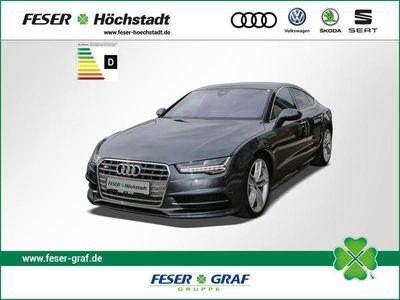 gebraucht Audi S7 Sportback 4.0 TFSI qu.S tronic Matrix+Rück