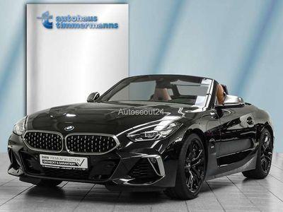 gebraucht BMW Z4 M 40i Cabrio Innovationsp. Sport Aut. Head-Up