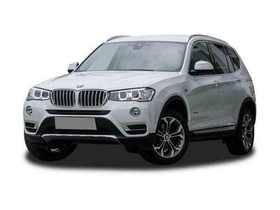 gebraucht BMW X3 X3xDrive20d - xLine Head-Up HiFi Xenon WLAN
