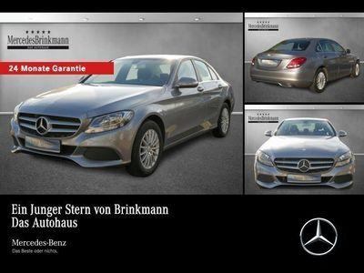 gebraucht Mercedes C180 Exterieur/Navi/SHZ/Autom. Parktronic/Klima