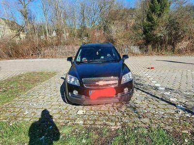 gebraucht Chevrolet Captiva alles top als SUV/Geländewagen/Pickup in Saarbrücken-West
