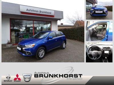 gebraucht Mitsubishi ASX 1.6 MIVEC Active CarPlay+Klimaauto.