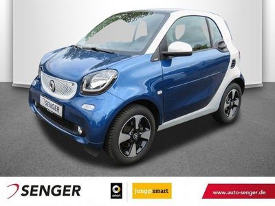 gebraucht Smart ForTwo Coupé 52kW Passion Panorama Navi JBL Einparkh.