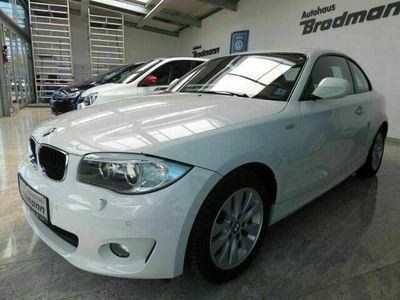gebraucht BMW 118 Coupé d Klima+Xenon+PDC+SHZ