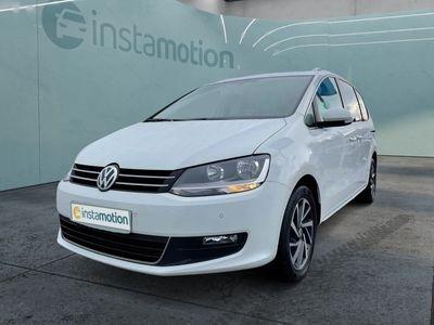 gebraucht VW Sharan Sharan2.0 TDI 4MOTION SOUND | AHK | STANDH. |