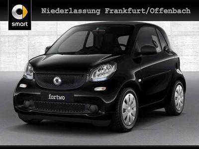 gebraucht Smart ForTwo Coupé 52kW DCT cool&Audio SHZ Komfort