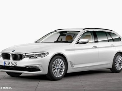 gebraucht BMW 530 i xDrive Touring Luxury Line DA+ HUD Sports
