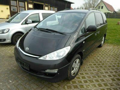 gebraucht Toyota Previa 2.4 Sol,7 Sitzer, ! Festpreis ! als Van/Kleinbus in Neubrandenburg/Neddemin