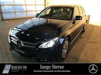 gebraucht Mercedes C350e T Fahrassi P Airmatik °