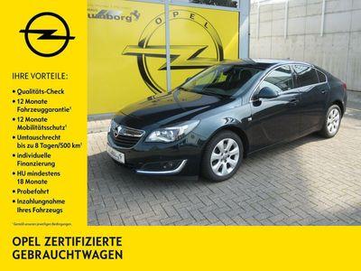 gebraucht Opel Insignia 2.0 CDTI Inno Xenon/Navi/AGR/Kamera