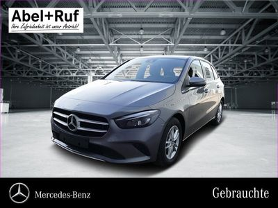 gebraucht Mercedes B180 d-Style-AHK-Tempomat-Rückfahrkamera-Navi