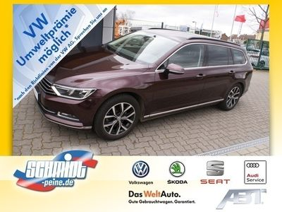 gebraucht VW Passat Variant 2.0 TFSI DSG Comfortline
