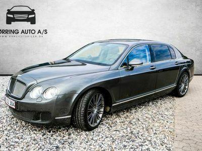gebraucht Bentley Continental Flying Spur 6,0 Speed aut.