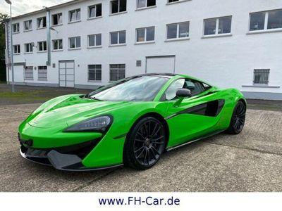 gebraucht McLaren 570S Coupe/Komplett Carbon/Liftfunk/Mega Voll