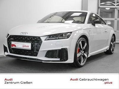 gebraucht Audi TT Coupé 45 TFSI quattro S line LED Navi Klima