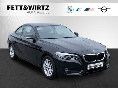 gebraucht BMW 220 i Coupé