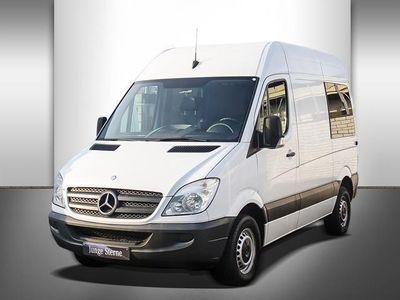 gebraucht Mercedes Sprinter 313 CDI Kastenwagen AHK