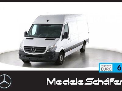 gebraucht Mercedes Sprinter 314 MAXI PTC*KLIMA*CARGO*AHK 3.5 Klima