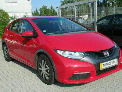 gebraucht Honda Civic Lim. 5-trg. 1.4 Comfort/Klimatronik/1Hand/