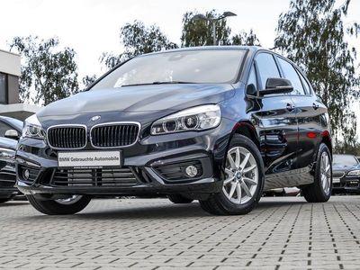 gebraucht BMW 220 Active Tourer Advantage Aut. Panorama HIFI