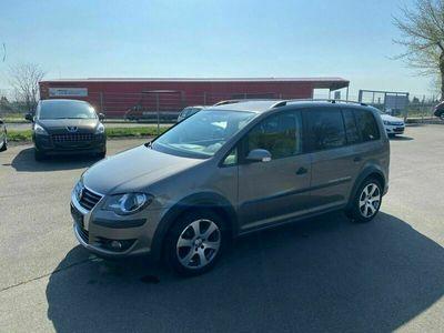 gebraucht VW Touran Cross Touran 1,9 TDI 7 Sitzer 07-2022 TÜV