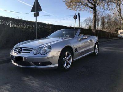używany Mercedes SL500 AMG
