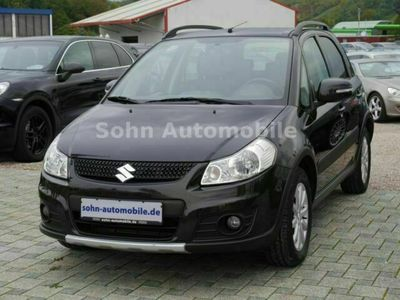 gebraucht Suzuki SX4 1.6 VVT Style Navi/PDC/SHZ/S-heft/WR+SR/LM