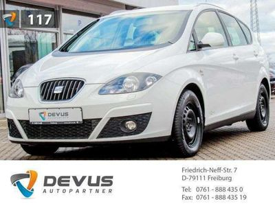 gebraucht Seat Altea XL Style Copa Ecomotive 1.2 TSI Navi Multif.Lenkrad R