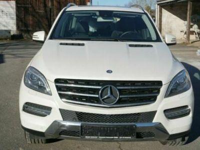 używany Mercedes ML250 BlueTEC 4MATIC 7G-TRONIC