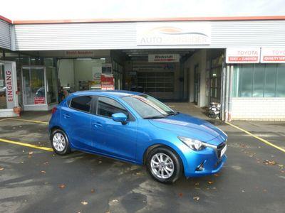 gebraucht Mazda 2 Lim. Exclusive-Line, Navi+EPH